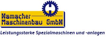 Hamacher Maschinenbau und Hotlineglass